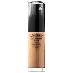 Synchro Skin Glow Luminizing Fluid Foundation Broad Spectrum SPF 20 - Shiseido | Sephora