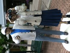 A Little to the Right, by Seward Johnson
