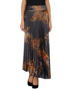 I found this great ELISA FANTI Long skirt on yoox.com. Click on the image above to get a coupon code for Free Standard Shipping on your next order. #yoox