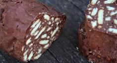 Chocolate Log, Chocolate Biscuits, Pastry Design, Greek Recipes, Sweet Life, Stevia, Food To Make, Muffin, Food And Drink