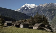 Visperterminen, Valais Switzerland, Places To Travel, Mount Everest, Mountains, Nature, Pictures, Beautiful, Homes, House