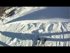 Mammoth Mountain , Snowboarding and tricks - Video