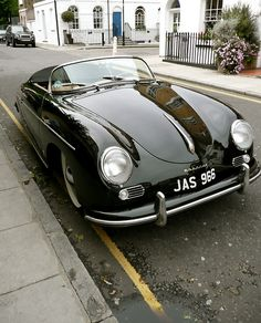 #car #Porsche #Speedster