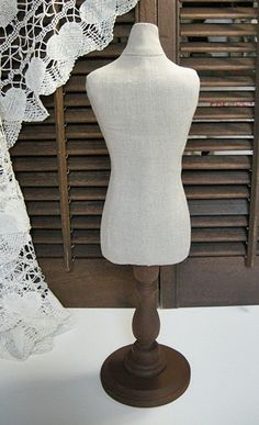 France cotton Linen style initialL home decoration Dress by lin168, $59.00