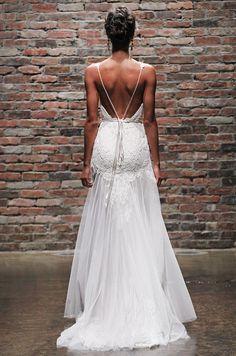 Alvina Valenta, Spring 2014 | wedding dress