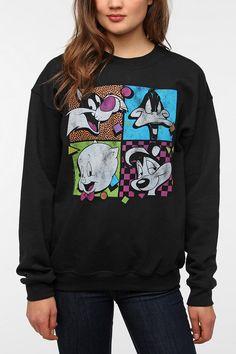 Junk Food Looney Tunes Sweatshirt