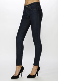 #paige ashbury hoxton ultra skinny jeans at @envy clothing