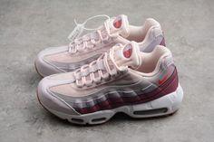 686cdba879d0ef Buy Womens Nike Air Max 95 Barely Rose Hot Punch 307960-603-6 Air