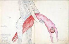 Resultado de imagem para drawings louise bourgeois