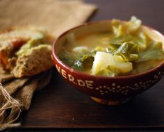 This sounds really good!!!    Joana Mendes finds herself in grandma's kitchen, where she learns the secrets behind the perfect cabbage soup.