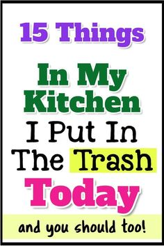 Kitchen cleaning hacks and kitchen cleaning tips - this cleaning checklist will help with organizing clutter in kitchen. Need kitchen organization tips and tricks? Try this TODAY! Clutter Organization, Home Organization Hacks, Kitchen Organization, Kitchen Storage, Tidy Kitchen, Kitchen On A Budget, Kitchen Cleaning, Cleaning Checklist, Cleaning Hacks