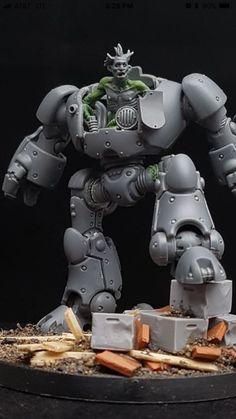 Warhammer 40k Figures, Warhammer Models, Warhammer 40k Miniatures, Warhammer 40000, Imperial Knight, Tyranids, Sketches Tutorial, Space Wolves, Game Workshop