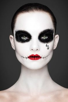 You've never seen Halloween makeup like this before