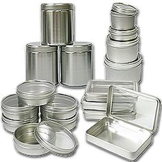 Ready-to-alter Tins                                                                                                                                                     More