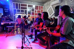 #ARKA #ACCOUSTIC #DAMSKO || @junkyardjakarta - DISTRICT -