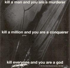 to kill or not to kill.