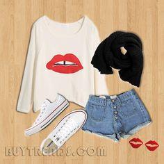 Lips:)