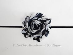 Zebra print Headband: baby headbands, newborn headband, infant headband, toddler headband, childrens headband