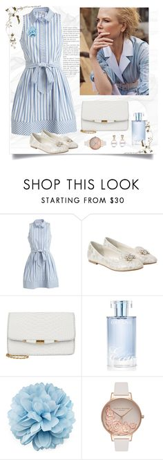 """Beeing Nicole Kidman"" by natalyapril1976 ❤ liked on Polyvore featuring Milly, Monsoon, Orlane, Gucci, Olivia Burton, set and look"