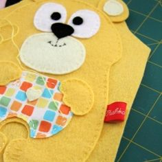 5 handy tips for creating with felt.