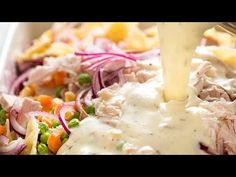 Here's creamy sauce to make a golden, bubbling creamy pasta bake using anything you have! Raw or cooked meat, canned tuna, any fresh, frozen or canned veg. Creamy Pasta Bake, Creamy Sauce, How To Cook Pasta, How To Cook Chicken, Pasta Recipes, Cooking Recipes, Recipetin Eats, Parmesan Pasta, Frozen Spinach