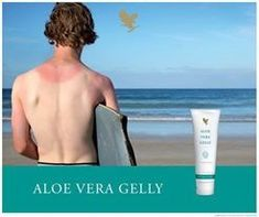 Tip of the week #1: use aloe gelly to help prevent or treat nappy rash