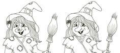 Výsledek obrázku pro čarodějnice pracovní činnosti
