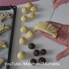 @mutfaktaki_mucizeler . . sunum👉@masmavi3_mutfakta Hiç kalıp kullanmadim 👌Nefis bir Kurabiye hamuru (tüm tariflerde…