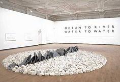 Richard Long: Human Nature, Haunch of Venison, London Richard Long, Best Seo Tools, Venison, Environmental Art, Art Object, Installation Art, Japanese Art, Cool Artwork, Oeuvre D'art