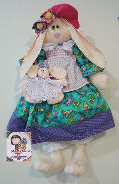 """Coelha """"Dorothy"""""""