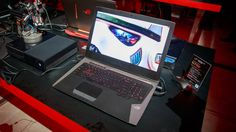 The Asus G752 stuffs premium gaming hardware into a bulky package (hands-on)