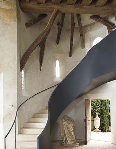 Malibu Retreat by iLA Designs~ #stairs