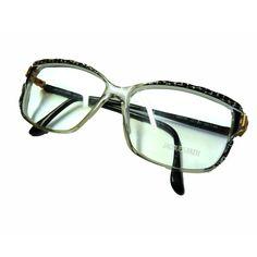 JACQUES FATH vintage frames eyewear lunettes di vintageinfashion