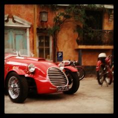 Good Things From Italy Antique Cars, Antiques, Vintage Cars, Antiquities, Antique, Old Stuff