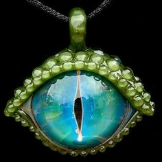 Eye Jewelry, Glass Jewelry, Glass Beads, Jewelery, Door Murals, Dragon Eye, Shattered Glass, Felt Decorations, Wire Crafts