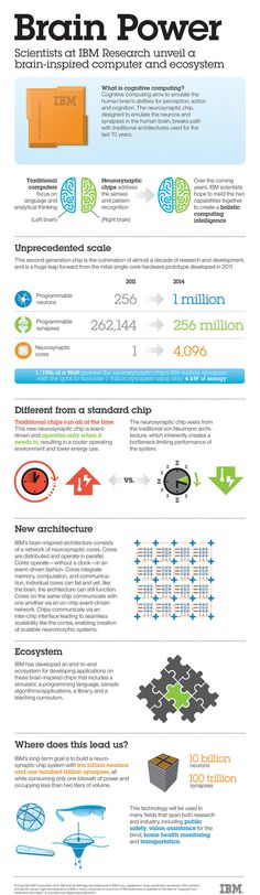 IBM SyNAPSE Infographic | Flickr - Photo Sharing!