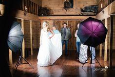 Destarte Wedding Barn in North Carolina   Destarte Wedding Barn   Lawndale NC   Bridal portrait in barn