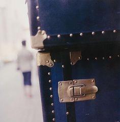 Saul Leiter Color Photograph, Trunks