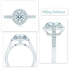 tiffany co embrace engagement ring for the longest. Black Bedroom Furniture Sets. Home Design Ideas