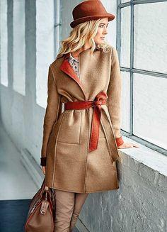 Reversible Coat by Heine