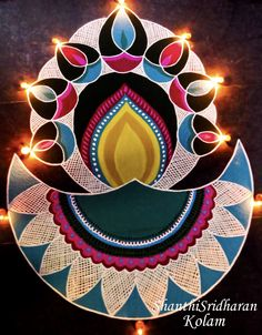 #shanthisridharankolam #art #design #decor #decoration #diwali #diwali2017 #diwalirangoli #rangoli #rangolipattern #rangoliideas #rangoliart #rangolidesign #rangoliimage #designideas #villakuimage #muggulu #kolam #kolamideas #kolamimage #lamps #colour #colouringbook #colouring #colourful #hairstyle #doodle #zentangle