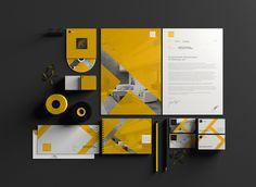 Kolektyw architectural studio #identity #design #stationery #visual #graphic