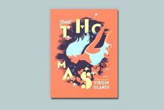 Travel Posters 1 on Behance