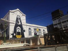 Ver(de)Água - Alcântara street art (Lisbon, Portugal)