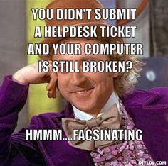 93 Best Help Desk Humor Images