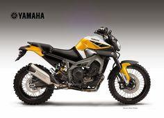yamaha mt-09 scrambler
