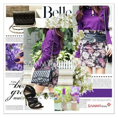 """""""Sammydress 19"""" by followme734 ❤ liked on Polyvore featuring New Growth Designs and sammydress"""
