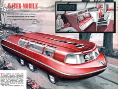 1947. The very last word in travel trailers!