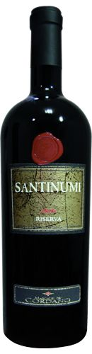 Santinumi - Montepulciano d'Abruzzo - Marchesi de' Cordano #vino #wine #naming #packaging #design