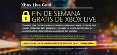 Ofertas Xbox live gold GRATIS Ofertas Xbox: Aprovecha las ofertas y promociones que Xbox tiene para ti. Donde encontrarás grandes descuentos y beneficios. En esta ocasión Xbox tendrá para tí su servicio de live gold totalmente GRATIS, para que puedas disfrutar de una nueva experiencia mul... -> http://www.cuponofertas.com.mx/oferta/ofertas-xbox-live-gold-gratis/